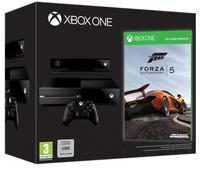 Microsoft Xbox One + Forza Motorsport 5 Bundle (Schwarz)