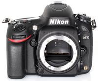Nikon D610 24.3MP CMOS 6016 x 4016Pixel Schwarz (Schwarz)