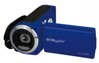 Easypix DVC5227 Digitale Videokamera (Blau)