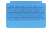 Microsoft Type Cover 2 (Blau)