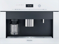 Miele CVA 6401 BRWS Kaffeemaschine (Weiß)