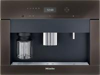 Miele CVA 6401 HVBR Kaffeemaschine (Braun)