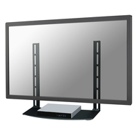 Newstar NS-SHELF100 Flat panel Bodenhalter (Schwarz)