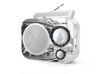 Muse M-060 OP Radio (Grau, Weiß)