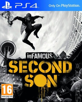 Sony inFamous: Second Son, PS4