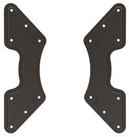 Newstar FPMA-VESA440 Wand-/Deckenhalterungs-Zubehör (Schwarz)