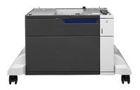 HP LaserJet C2H56A Papierzuführung