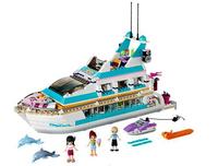 Lego Friends 41015 - Yacht (Mehrfarbig)