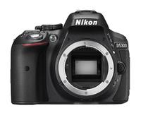 Nikon D5300 24.2MP CMOS 6000 x 4000Pixel Schwarz (Schwarz)