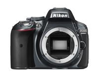 Nikon D5300 (Silber)