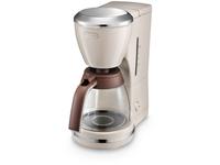 DeLonghi ICMOV 210.BG Kaffeemaschine (Beige, Braun)