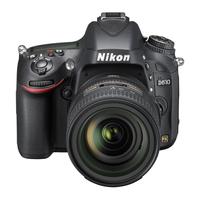 Nikon D610 + AF-S NIKKOR 24-85mm SLR-Kamera-Set 24.3MP CMOS 6016 x 4016Pixel Schwarz (Schwarz)
