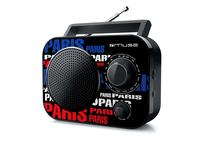 Muse M-060 PA Radio