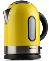 TriStar WK-3218 Wasserkocher (Schwarz, Gelb)