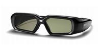 Benq 3D Glasses D4 (Schwarz)