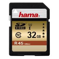 Hama 00114943 Flash Speicher (Schwarz)