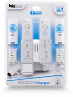 Big Ben Wii Motion Charger (Weiß)