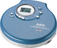 AEG CDP 4212 (Blau)
