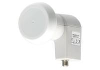 Maximum 5601 LNB (low noise block downconverter) (Weiß)