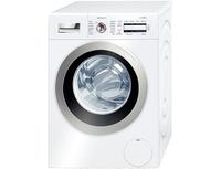 Bosch WAY2854D Waschmaschine (Silber, Weiß)