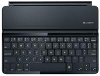 Logitech 920-005511 Tastatur für Mobilgerät (Schwarz)