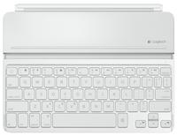 Logitech 920-005520 Tastatur für Mobilgerät (Weiß)