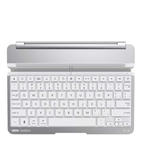 Belkin F5L155DEWHT Tastatur für Mobilgerät (Weiß)