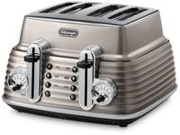 DeLonghi CTZ 4003.BG Toaster (Bronze)
