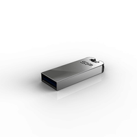 Silicon Power Touch T03 4GB 4GB USB 2.0 Silber USB-Stick (Silber)