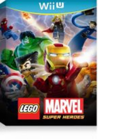 Warner Bros LEGO Marvel Super Heroes, Wii U