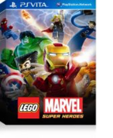 Warner Bros LEGO Marvel Super Heroes, PS Vita