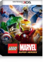Warner Bros LEGO Marvel Super Heroes, 3DS
