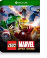 Warner Bros LEGO Marvel Super Heroes, Xbox One