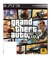 Rockstar Games Grand Theft Auto V PS3 Standard PlayStation 3 Deutsch Videospiel