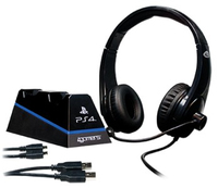 4Gamers 4G-4882 Headset (Schwarz)
