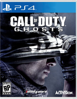 Activision Call of Duty: Ghosts, PS4