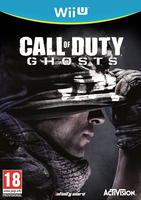 Activision Call of Duty: Ghosts, Wii U
