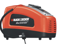 Black & Decker ASI300 Auto-Kit (Schwarz, Rot)