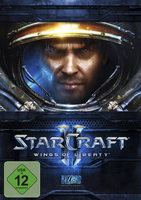 Blizzard StarCraft II: Wings of Liberty, PC/Mac