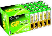 GP Batteries Super Alkaline AAA (Mehrfarbig)