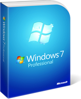 Microsoft Windows 7 PRO SP1 64-bit
