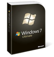 Microsoft Windows 7 Ultimate SP1 32-bit