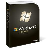 Microsoft Windows 7 Ultimate SP1 64-bit