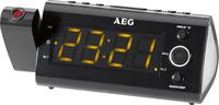 AEG MRC 4121 P (Schwarz)