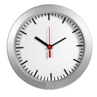 Technaxx Video Wall Clock VGA (Silber)