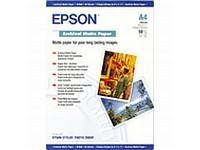 Epson Archival Matte Paper, DIN A4, 192 g/m², 50 Blatt