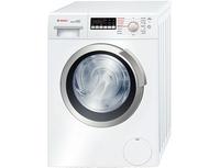 Bosch Maxx 7/4 WVH28341 Wasch-Trockner (Silber, Weiß)