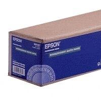 Epson Doubleweight Matte Paper Roll, 44 Zoll x 25 m, 180 g/m²