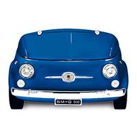 Smeg SMEG500BL Kühlschrank (Blau)