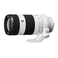 Sony SEL70200G Kameraobjektiv (Schwarz, Weiß)